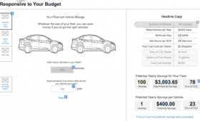 Ford Police Fuel Savings Calculator